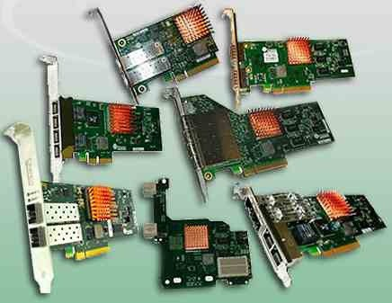 SAN and NAS Adapter Cards