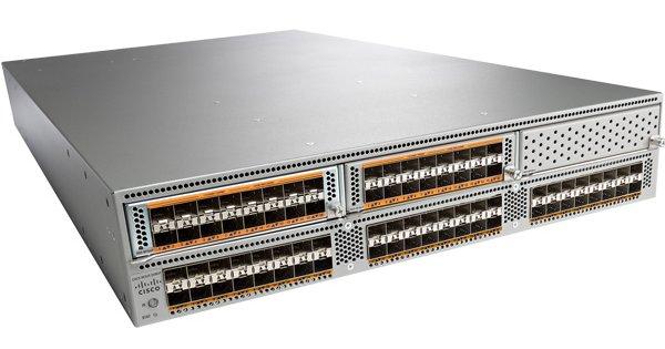 The Cisco Nexus 5596 Switch