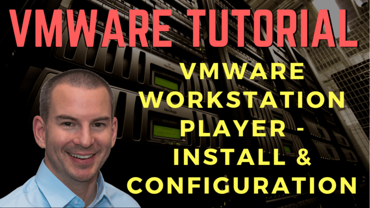 NetApp VMware Workstation Player Install and Configuration