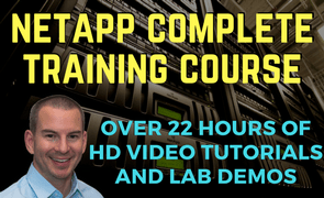 Netapp Complete Training Course