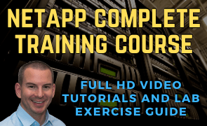 Netapp ONTAP 9 Training Course