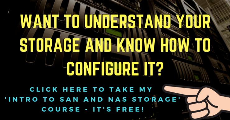 List of VSA Virtual Storage Appliances and SAN Storage Simulators