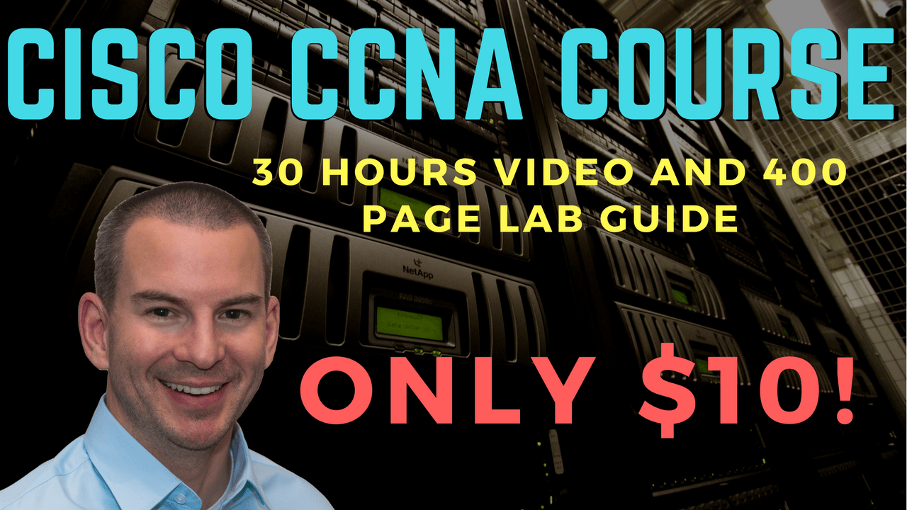 Cisco CCNA Course