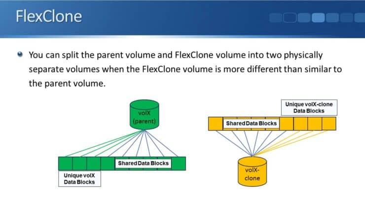 NetApp FlexClone