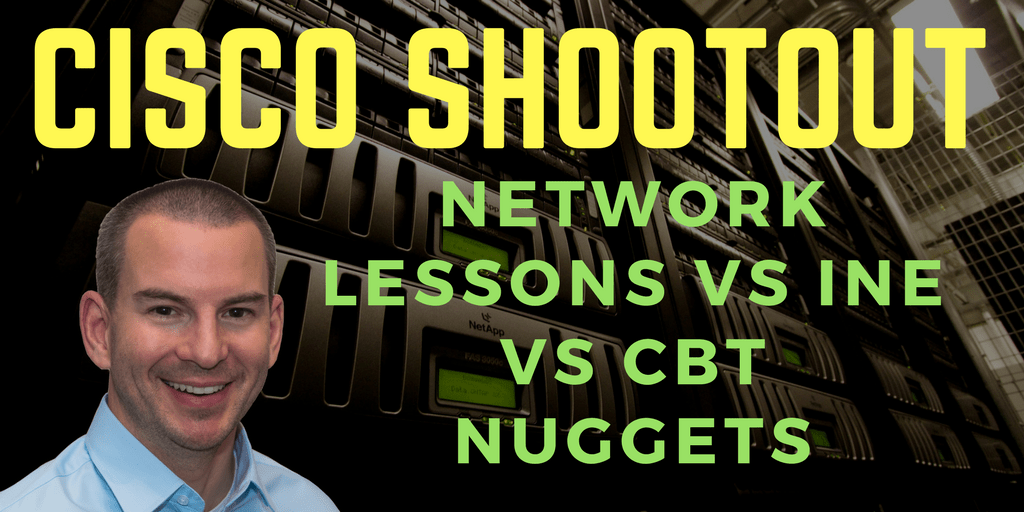 NetworkLessons com vs INE vs CBT Nuggets Review - FlackBox