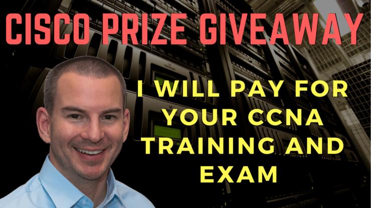 Cisco CCNA Exam Giveaway