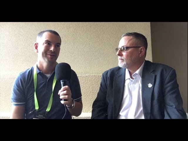 Interview with Matt Leib at NetApp Insight
