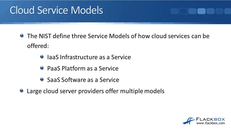 Cloud Service Models Tutorial