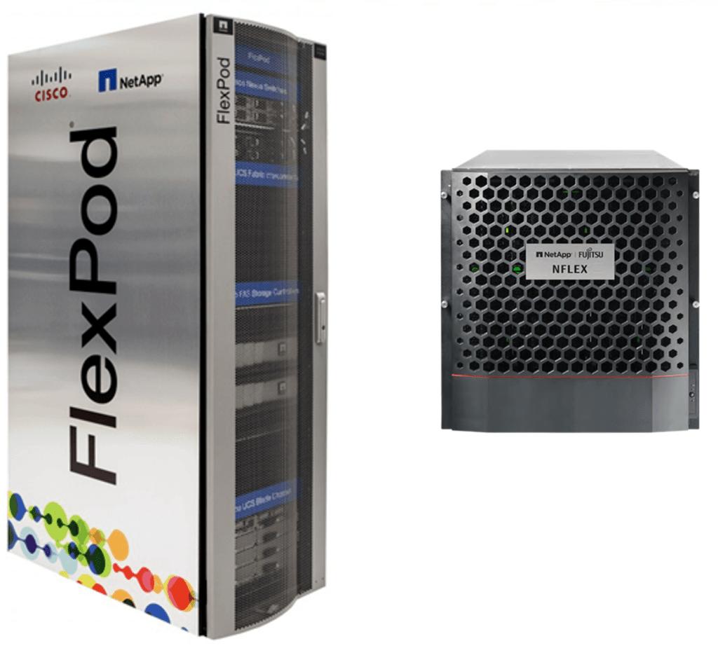 NetApp Converged Infrastructure: FlexPod and NFLEX