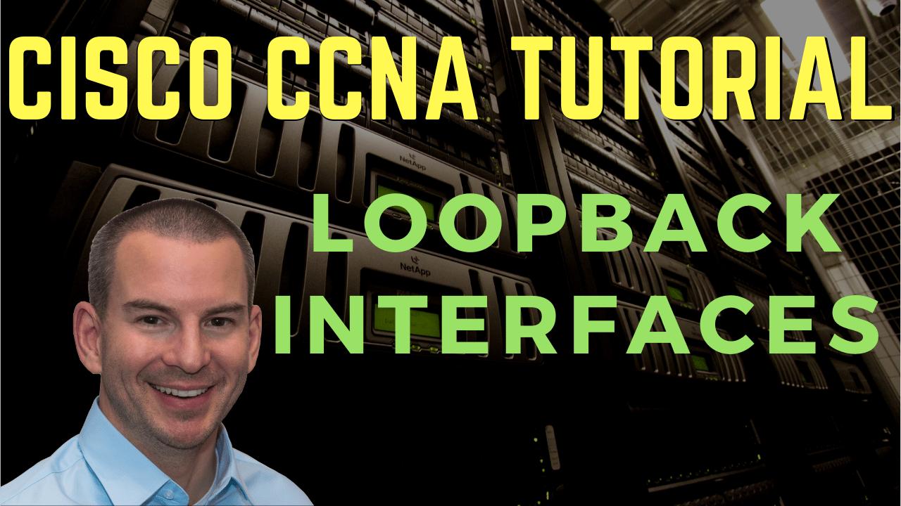YouTube Cisco Loopback Interfaces