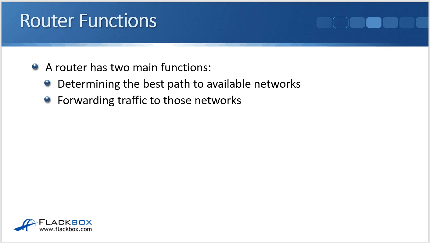 Cisco Connected and Local Routes Tutorial