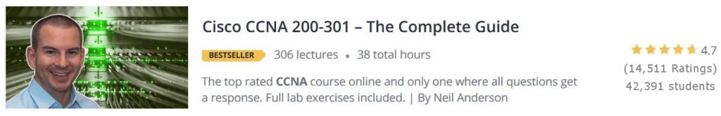 Cisco CCNA Course Reviews