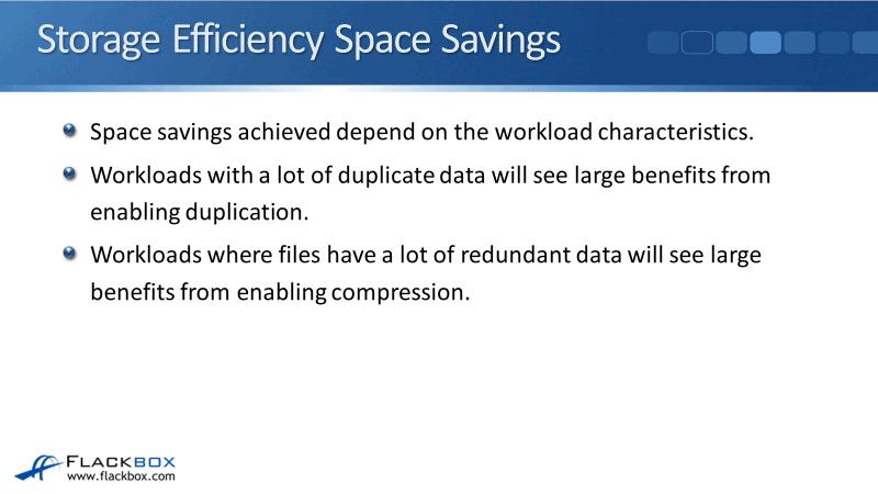 NetApp Storage Efficiency Reporting Tutorial