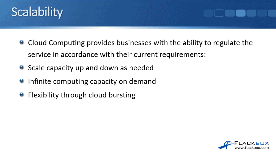 Advantages of Cloud Computing and Calculating TCO