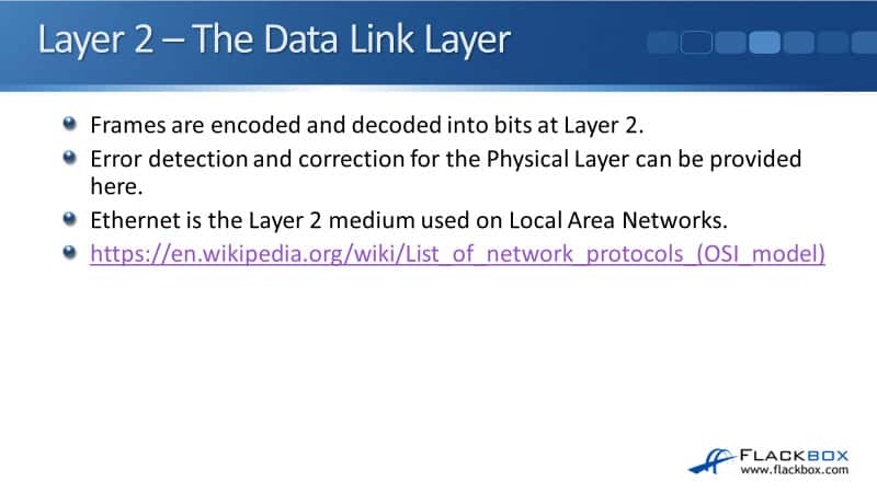 Cisco Local Area Network Layer 2 - Ethernet
