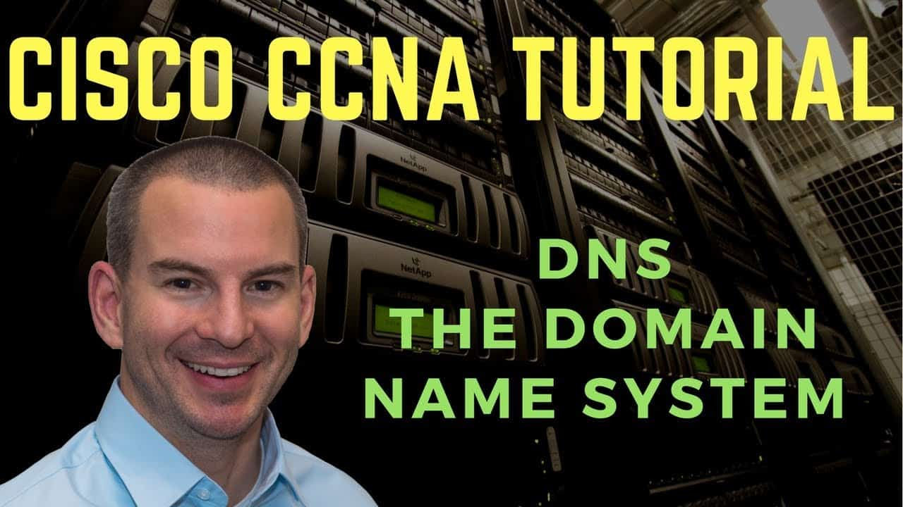 DNS Domain Name System Simplified - Tutorial