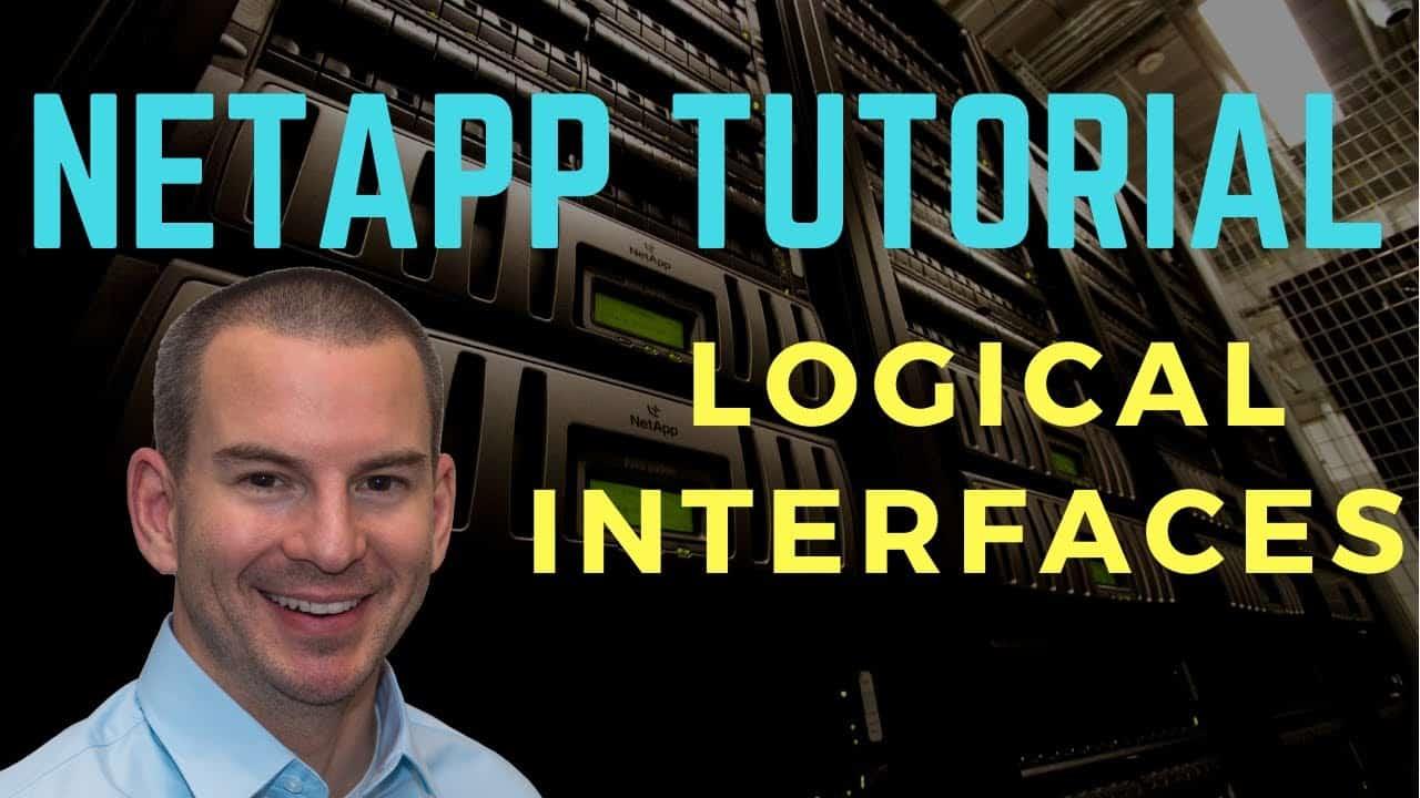 NetApp Logical Interfaces (LIFs) Tutorial