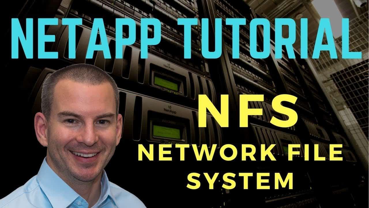 NetApp NFS Storage Tutorial
