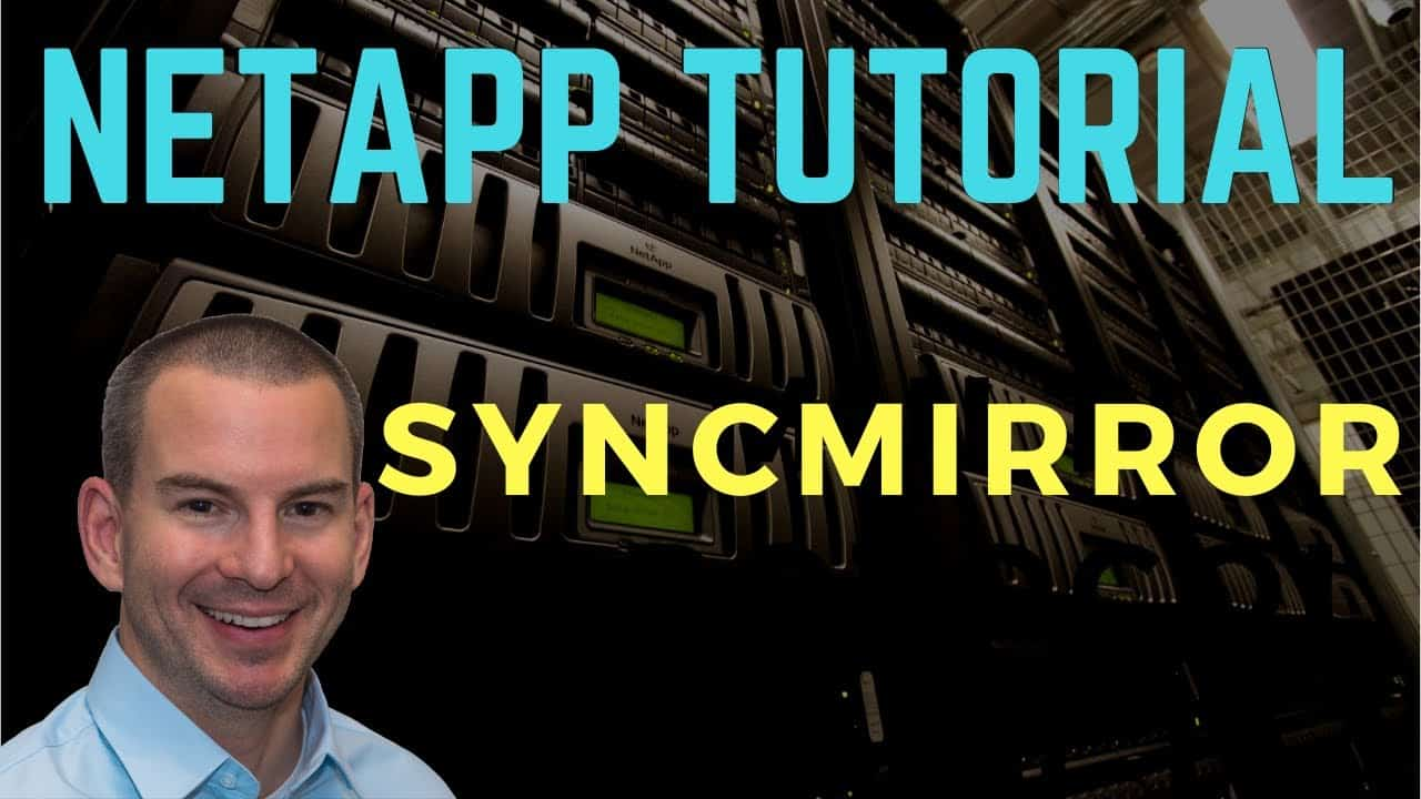 NetApp SyncMirror Tutorial